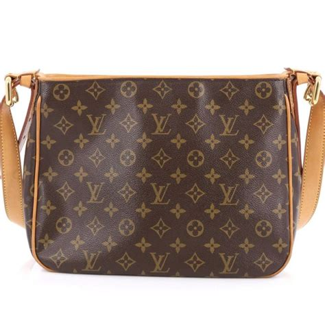 louis vuitton hudson monogram lv cross body bag  sale