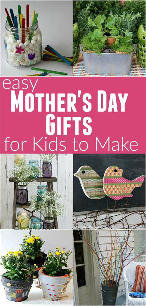 and easy s day gifts easy mother s day gifts for kids to make hoosier homemade