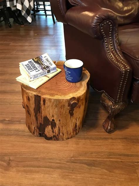 Our precious clients can avail from us an exotic and tasty array of instant pure coffee powder granulated. Natural Tree Stump End Table   Tree stump side table, End tables, Tree stump table
