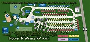 Rv Park Maps And Park Layout Maps