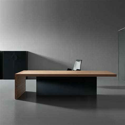 Office Desk Bc by Kyo Olmo Executive Office Desk Highlights The Materiality