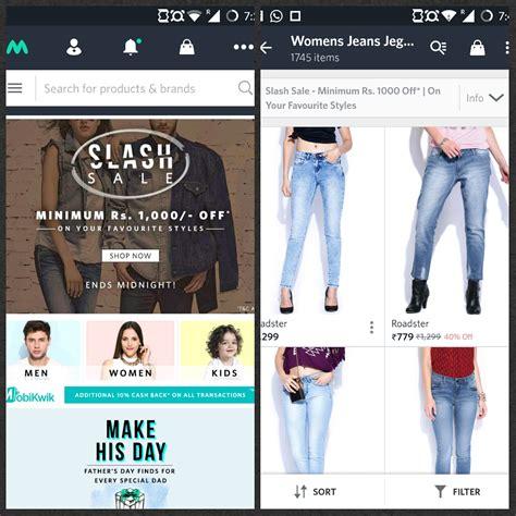 Top 5 Websites To Buy Jeans Online In India