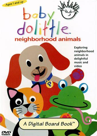 baby animals cd covers