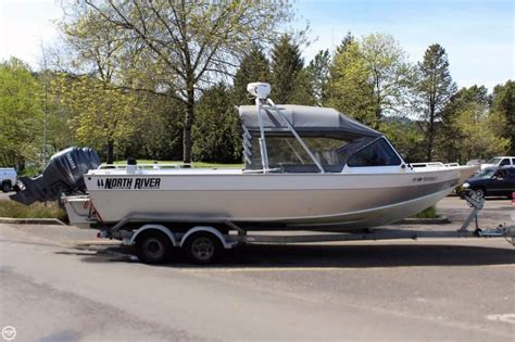 River Jet Boats For Sale Used by 2006 Used River Seahawk 25 Aluminum Fishing Boat For