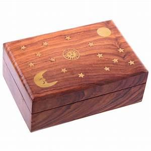Schmuckkästchen Aus Holz : schmuckk stchen aus sheesham holz 15cm allerlei shop ~ Watch28wear.com Haus und Dekorationen