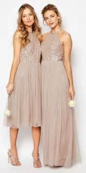 inexpensive wedding ideas best 25 silver bridesmaid dresses ideas on