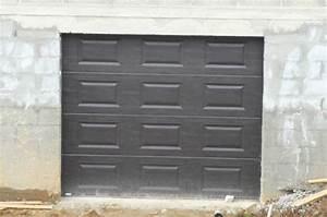 peindre une porte de garage sectionnelle resine de With peindre une porte de garage