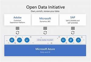 Microsoft And Salesforce Race To Offer A Single View Of Customers U0026 39  Data
