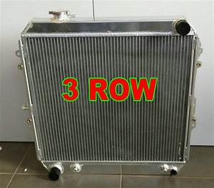 New Aluminum Radiator For Toyota 4 Runner Hilux Vzn130 3