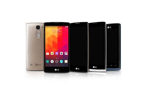 Lg's New Mid-range Smartphone Lineup Delivers Premium
