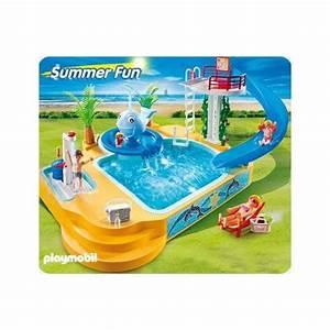 piscine playmobil mundufr With playmobil piscine avec toboggan pas cher