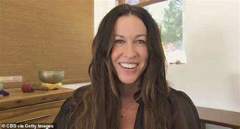 Alanis Morissette discusses struggles with miscarriages ...