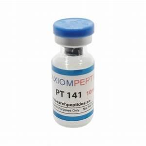 Pt-141  Bremelanotide  - Vial Of 10mg - Axiom Peptides