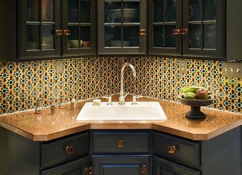 corner kitchen sink design ideas   perfect home