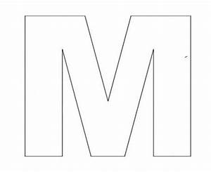 Common Worksheets » Printable Letter M - Preschool and ...