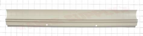 wgl ge dishwasher bottom door gasket deflector strip