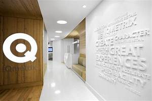 office tour iqmetrix vancouver offices acrylic With interior design lettering