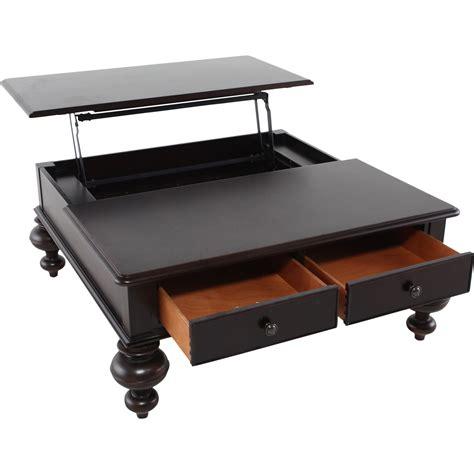 coffee table with lift top wildon home 174 paula deen home put your feet up coffee table with lift top reviews wayfair