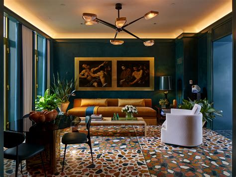 Tour The 2016 Kips Bay Decorator Show House