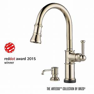 Red Dot Award 2015 : brizo artesso smart kitchen recognized with a coveted red dot award product design 2luxury2 com ~ Markanthonyermac.com Haus und Dekorationen