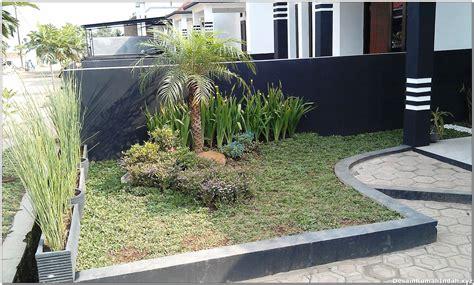 desain taman belakang rumah terbaik housepapernet