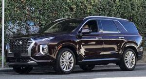 hyundai palisade    completely undisguised