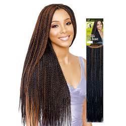 Bobbi Boss Crochet Hair Box Braid