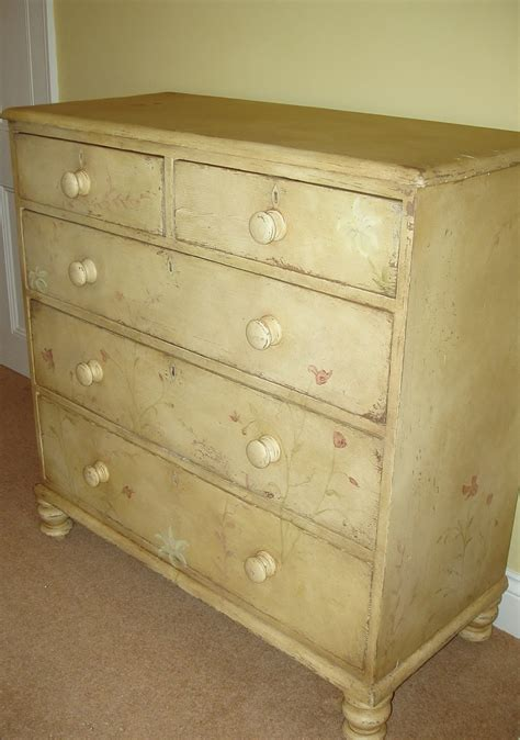 distressed hand painted bedroom furniture yorkshire