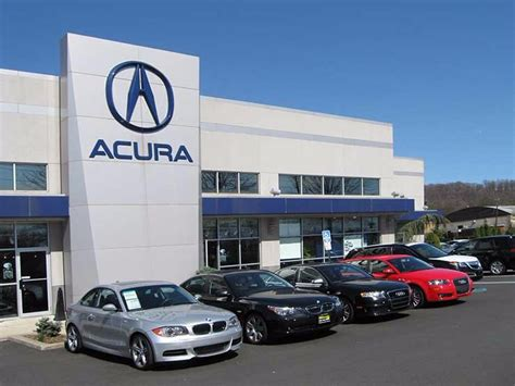 Acura Dealerships In Nj acura dealership bridgewater nj