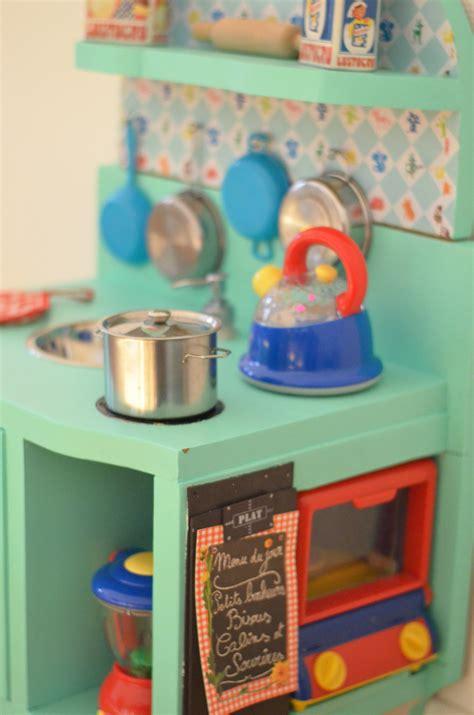 cuisine enfant bois diy une cuisine enfant en bois 224 fabriquer 224 partir de
