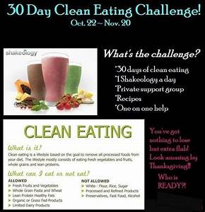 12 best 30 day weightloss challenge images on Pinterest