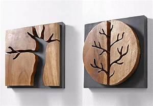 Moderne Wanddeko Aus Holz : wanddeko wohnzimmer metall ihr traumhaus ideen ~ Bigdaddyawards.com Haus und Dekorationen