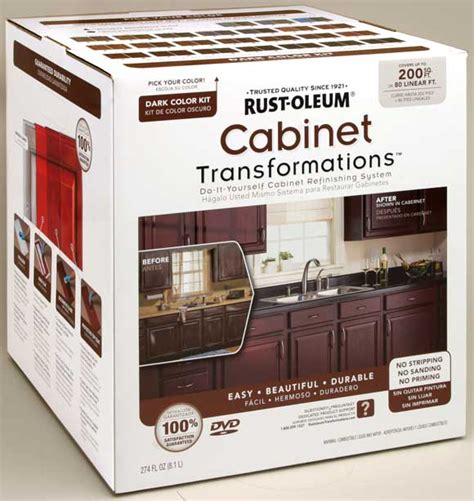 cabinet paint kit cheap kitchen cabinet refinishing