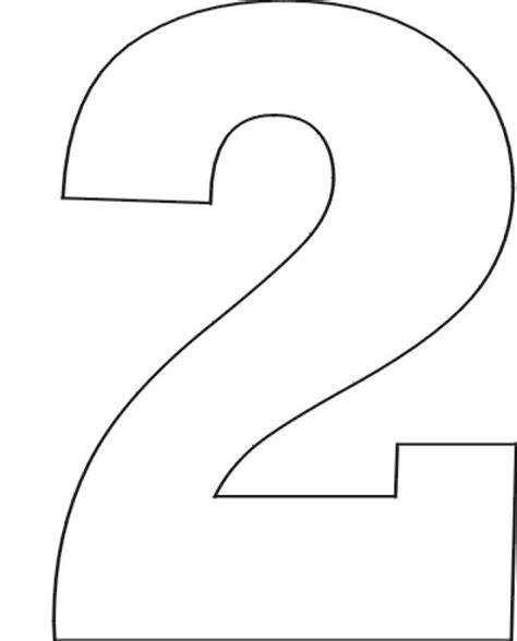 Free Numbers Templates by 25 Best Ideas About Number Stencils On Number