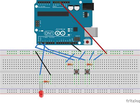 Relay Circuit Diagram Arduino