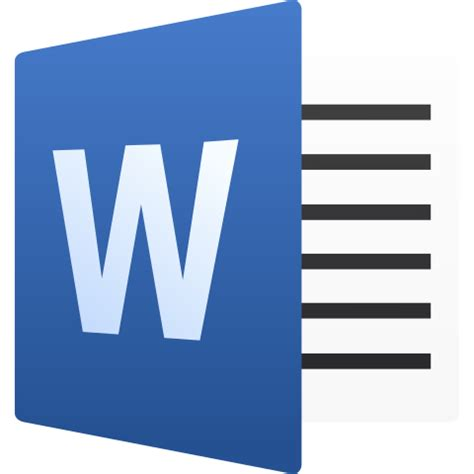 Microsoft Word by File Antu Ms Word Svg Wikimedia Commons