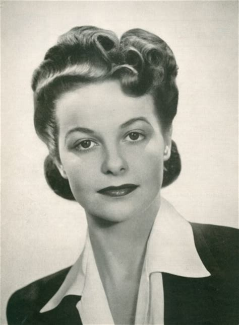 Hairstyles In The 1940s by 1940s Hairstyles History Of S Hairstyles