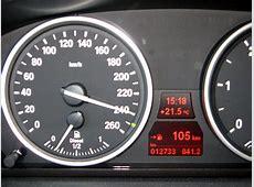 BMW 520d speedometer storem Flickr