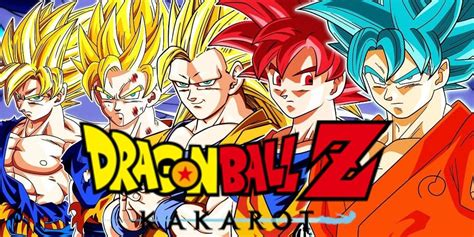 The Most Powerful Forms in Dragon Ball Z: Kakarot's ...