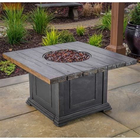 portable propane pit costco table designs