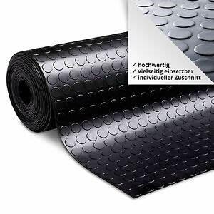 Anti Rutsch Gummi : 7 4 m anti rutsch gummi matten noppen feinriefen gummiplatten gummil ufer ebay ~ Eleganceandgraceweddings.com Haus und Dekorationen