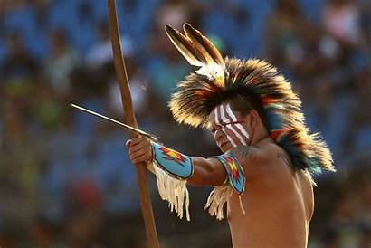 Indigenous Brazil Games Native American Archery Palmas