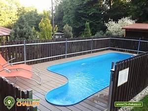 Chata s bazenem pronajem