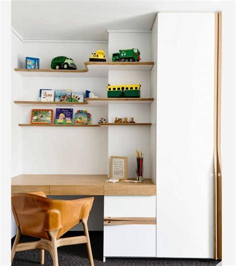 bureau coin aménager un coin bureau dans la chambre ado 30 idées