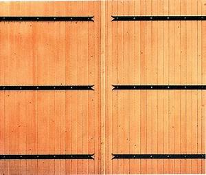 porte de garage battante 2 vantaux h200xl240 bricoman With porte garage bois 2 vantaux