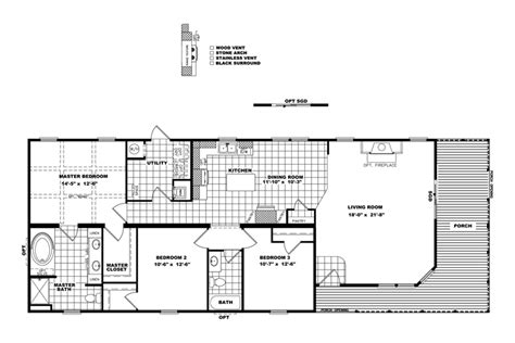 Clayton Homes Floor Plan Search by Clayton Home Floor Plan Manufactured Homes Modular