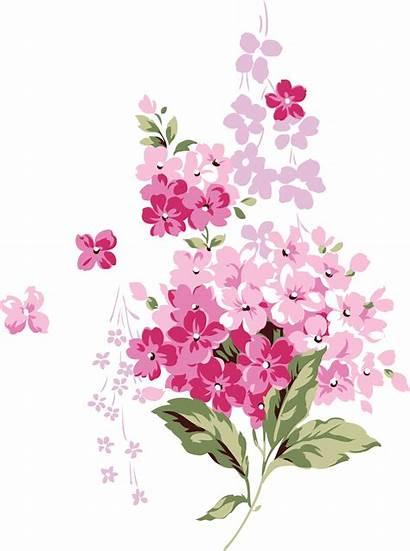 Fleurs Lilac Bouquet Centerblog