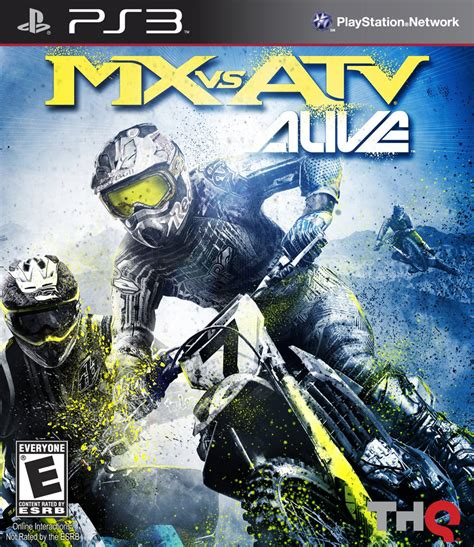 mx vs atv motocross mx vs atv alive playstation 3 ign
