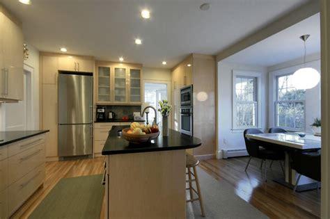 lighting for small kitchen modern interior modern kitchen boston by eric h 7043
