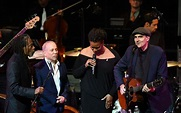James Taylor, Paul Simon, Dianne Reeves, Bobby McFerrin ...